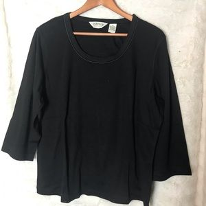 NWT Womens Orvis Layering Tee